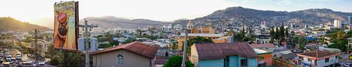 sunset panorama pano samsung honduras panoramic tegucigalpa missiontrip centralamerica centroamerica franciscomorazan samsungcamera nanpalmero nx300 mirrorlesscamera samsungnx300 imagelogger ditchthedslr