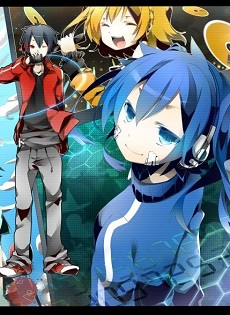 Mekakucity Actors - Kagerou Project | Mekaku City Actors