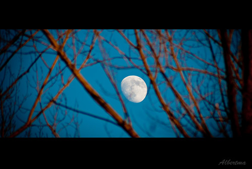 Luna | Moon | Mond
