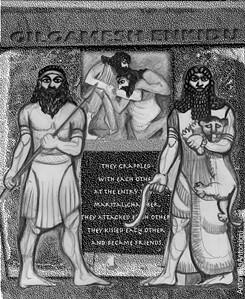 essays on the relationship between gilgamesh and enkidu