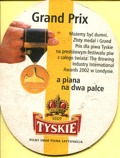 Slubice (Poland) - Tyskie (Reverse)