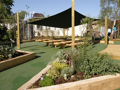 Children 39 S Play Area Design Brief A First For The
