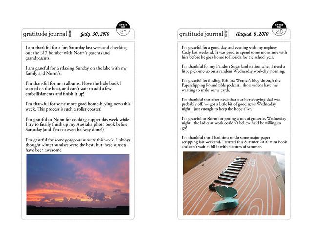 Gratitude Journal Template 07 30-08 6 BLOG | Flickr - Photo Sharing!