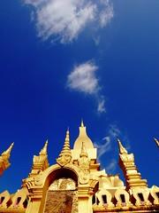 Pha That Luang, Vientiene