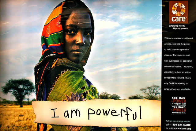 CARE I am powerful | Flickr - Photo Sharing!