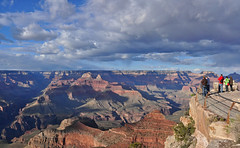 Grand Canyon NP Mather Point_0545