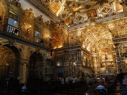 Igreja de São Francisco - Salvador/BA
