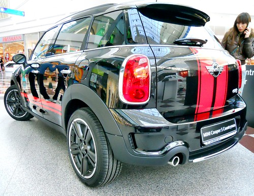 mini cooper s 4x4 countryman a photo on flickriver. Black Bedroom Furniture Sets. Home Design Ideas