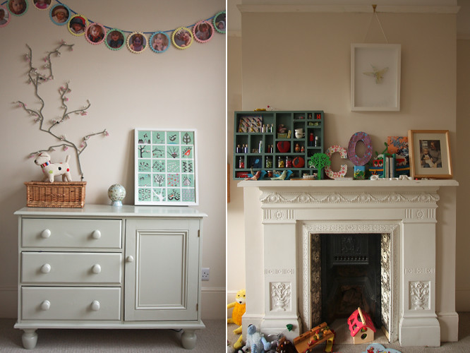 Something i made coco 39 s bedroom - Dimity farrow and ball living room ...