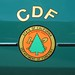 CDF - California Department of Forestry Logo - 1985 by MR38