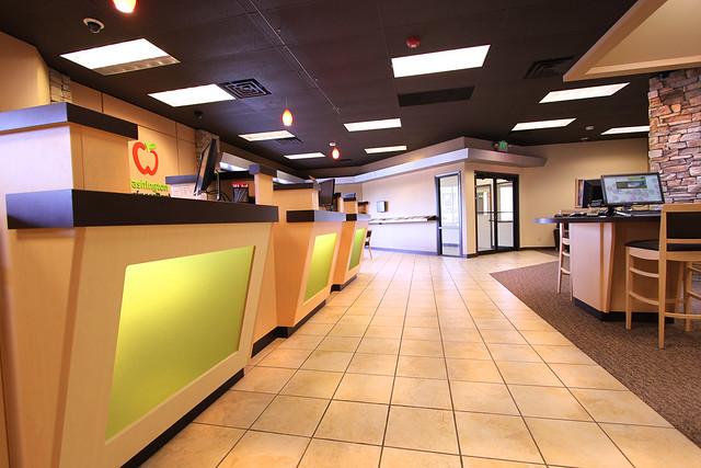 Bank Teller Design | Interior Bank Design | Bank Teller ...