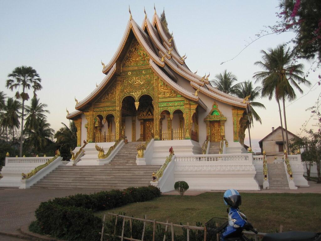 Laos Temple 2