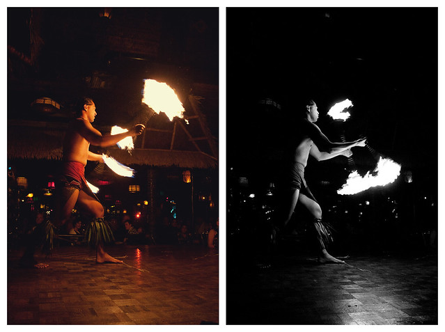 Mai-Kai fire dancers 2