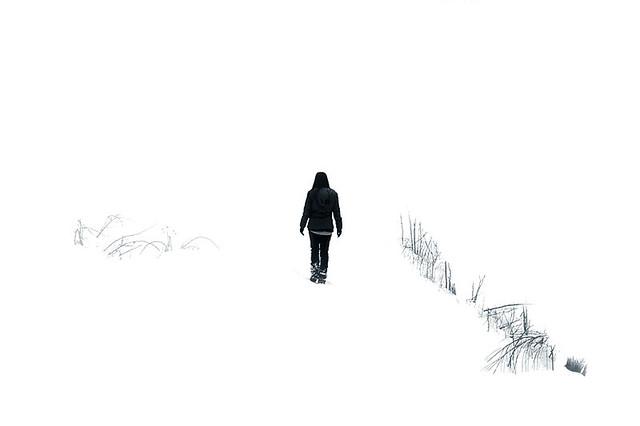 Lento caminar hacia ninguna parte