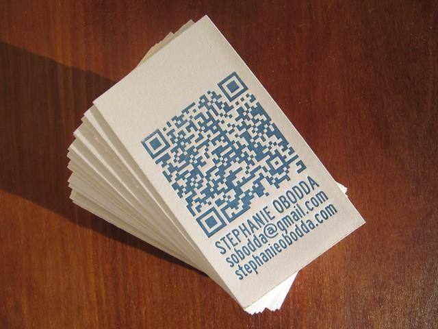 Stephanie Obodda's card