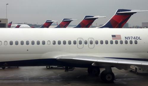 Pretty Planes All In a Row