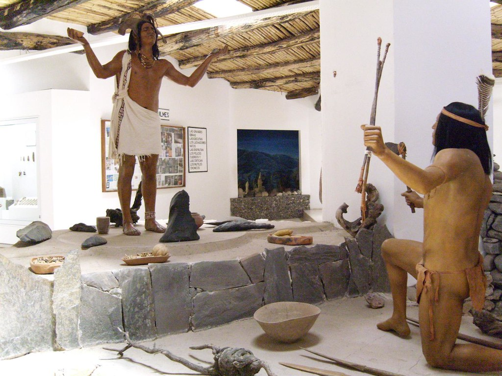 Museo Pachamama (Amaicha del Valle - Tucumán - Argentina)