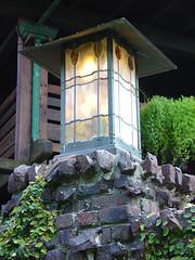 Back Yard Lantern @ The Gamble House
