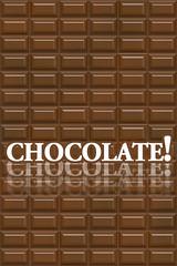 Chocolate iPhone Background