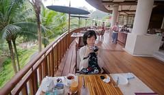 Terrace Breakfast