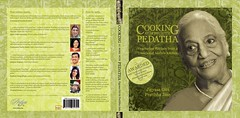 Cover & Back Page of our Andhra Cookbook
