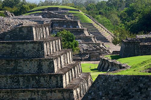 mexico ruins veracruz eltajin papantla