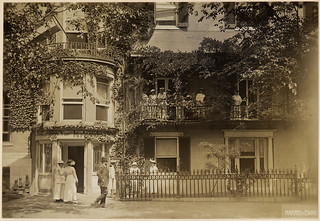 Woman suffrage Headquarters [Congessional Union for Woman Suffrage], Washington, District of Columbia. 07/1917