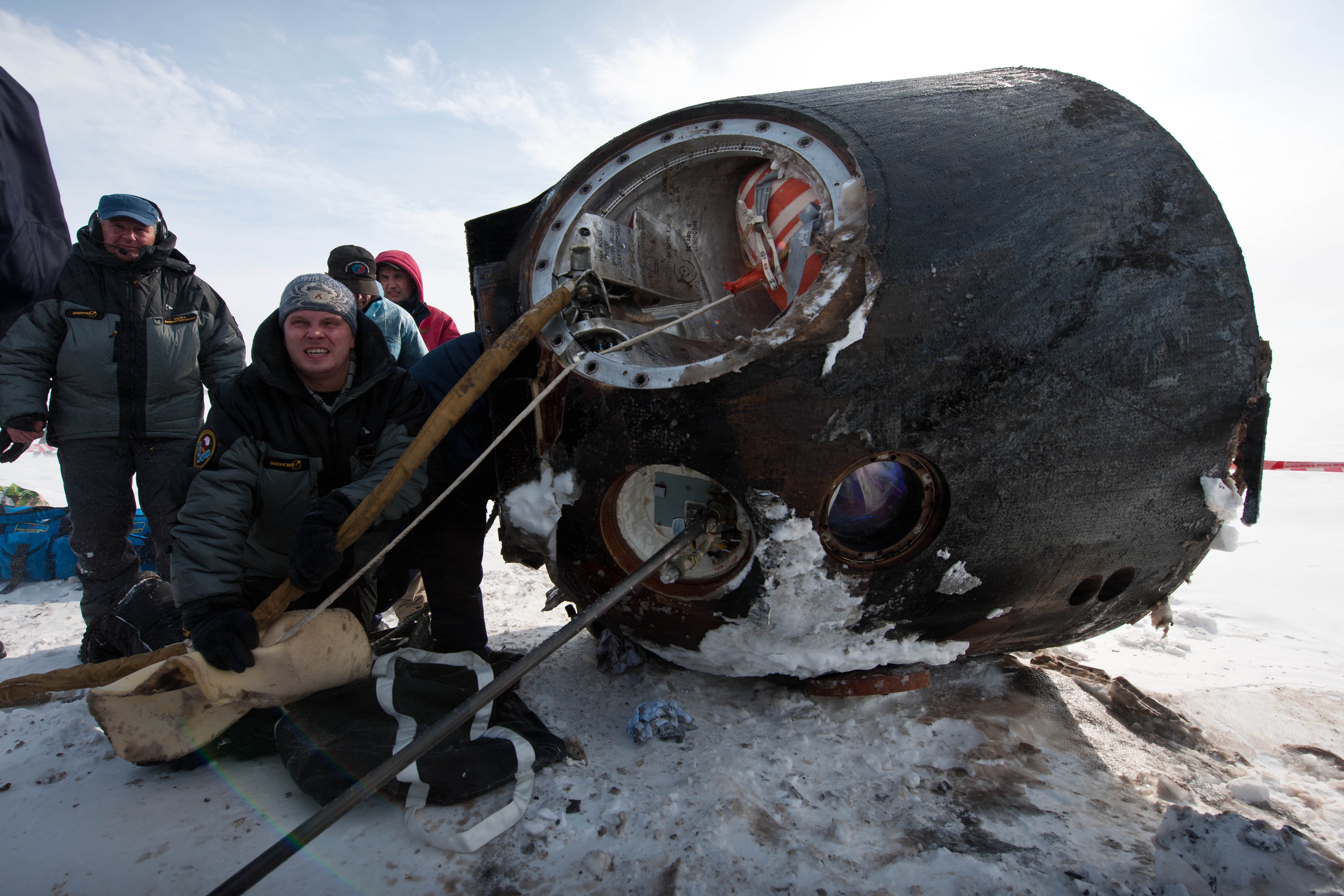 russian spacecraft landing - photo #28