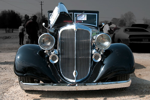 1933 Chrysler - Front-View