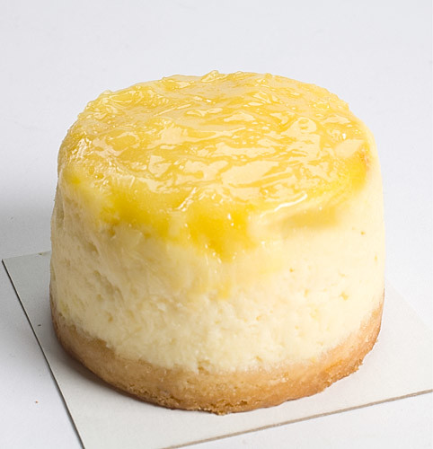 Mini Lemon Cheesecake | Flickr - Photo Sharing!