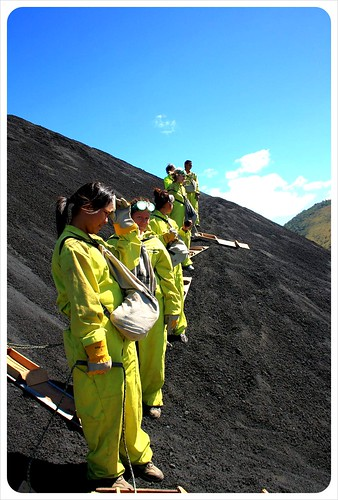 Volcano Boarders Leon Nicaragua