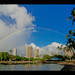 Small photo of Ala Moana Park Rainbow