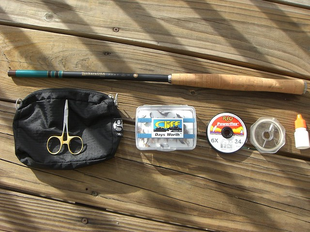 tenkara: the perfect fly fishing gear for backpackers - brian's, Fly Fishing Bait