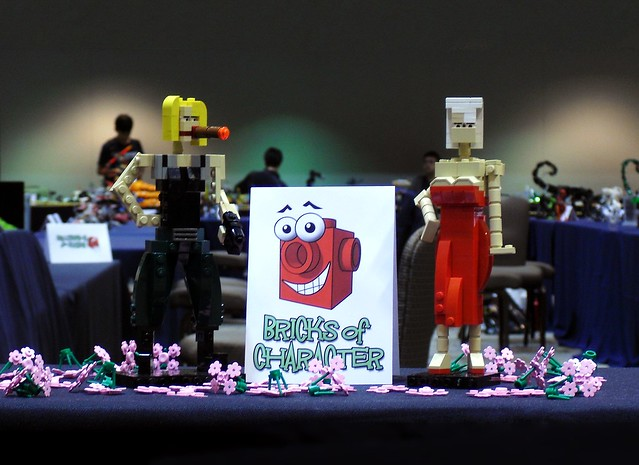"Bricks by the Bay 2011: ""Bricks of Character III"""