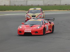 The Britcar Race Day - Silverstone.