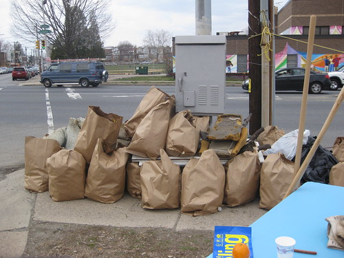 Philly Spring Cleanup 1