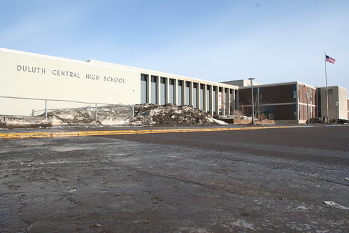 Duluth s central high school property pops up on craigslist for sale for Craigslist duluth farm and garden