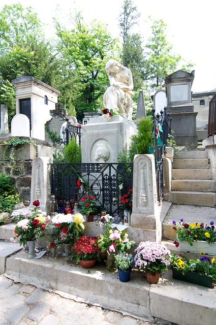 Pere Lachaise Cemetary, Paris