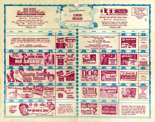 commonwealthghosen theatres schedule clinton mo flickr