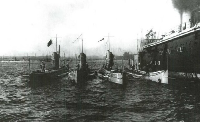 Boats WW1 | Flickr - Photo Sharing!