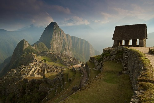 peru machu picchu inca america sunrise ed dawn ruins south nikkor aguas vr afs calientes f4g 1635mm