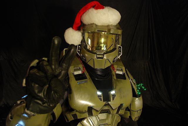 Master Chief Christmas Peace Flickr Photo Sharing