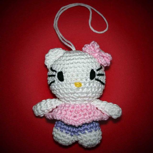 Amigurumi Schemi Hello Kitty Gratis : Amigurumi Hello Kitty Puoi trovare lo schema di Hello ...
