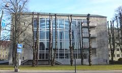 Århus: Town Hall (Detail)