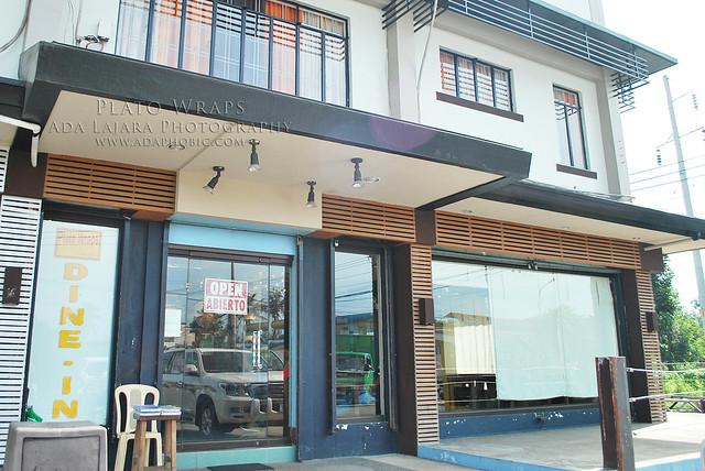 Plato Wraps Restaurant, Pangasinan