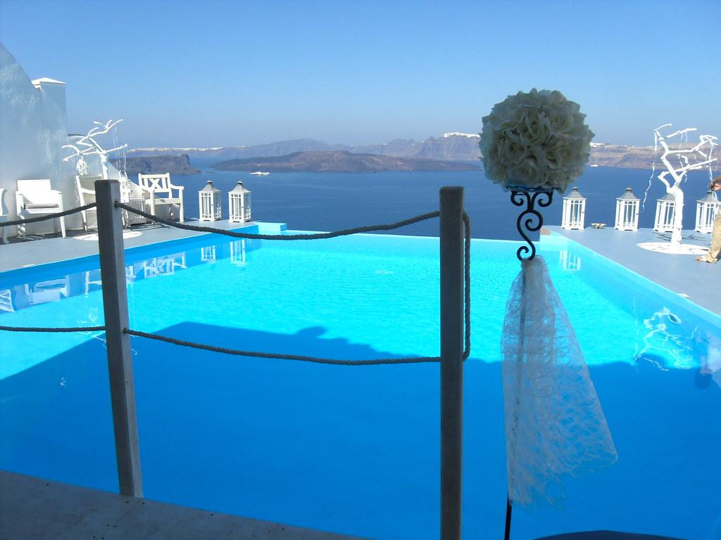 Wedding at Astarte Suites Hotel Santorini, Greece 13