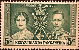 Kenya Uganda Tanganyika