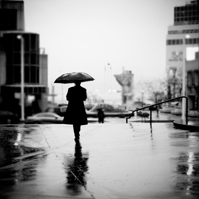 Another Lonely Day In The Rain Flickr Photo Sharing