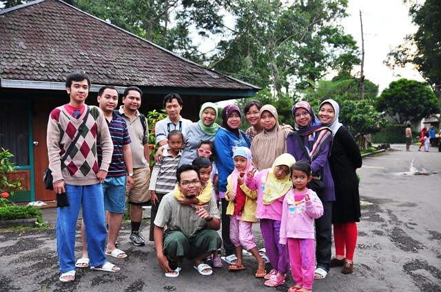 Family gathering QAS Div-Tek BNI