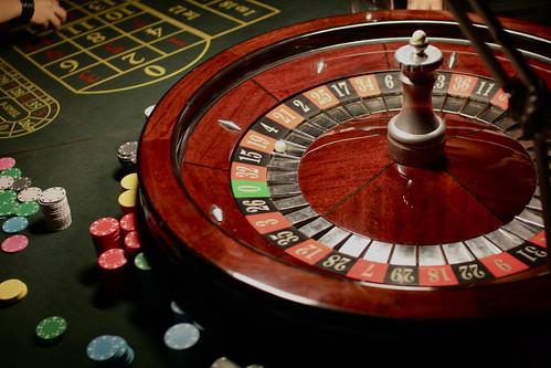 Interior de un casino